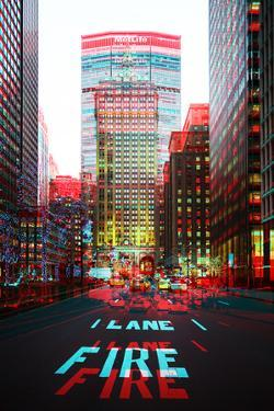 After Twitch NYC - Fire Lane by Philippe Hugonnard