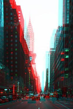 After Twitch NYC - Urban Traffic by Philippe Hugonnard
