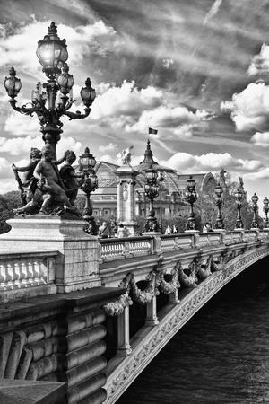 Alexander III Bridge - Paris - FrancePhilippe Hugonnard