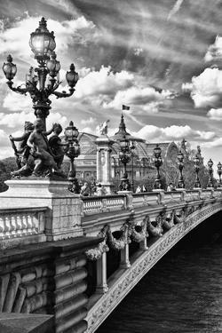 Alexander III Bridge - Paris - France by Philippe Hugonnard