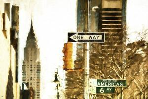 Americas Avenue by Philippe Hugonnard