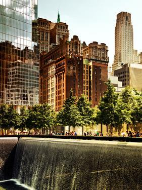 Architecture and Buildings, 9/11 Memorial, 1Wtc, Manhattan, New York City, United States, USA by Philippe Hugonnard