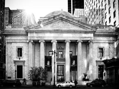 Architecture and Buildings, Ritz-Carlton, Philadelphia, Pennsylvania, US, White Frame
