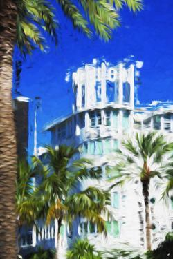 Art Deco II - In the Style of Oil Painting by Philippe Hugonnard