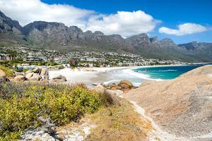 Awesome South Africa Collection - Camps Bay - Cape Town I by Philippe Hugonnard