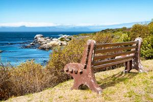 Awesome South Africa Collection - Lonely Bench II by Philippe Hugonnard