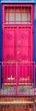Awesome South Africa Collection Panoramic - Colors Gateway Pink & Royal blue by Philippe Hugonnard