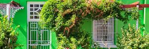 Awesome South Africa Collection Panoramic - Green Bo-Kaap House by Philippe Hugonnard