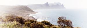 Awesome South Africa Collection Panoramic - South Peninsula Landscape - Cape Town II by Philippe Hugonnard