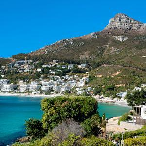 Awesome South Africa Collection Square - Camps Bay - Cape Town by Philippe Hugonnard