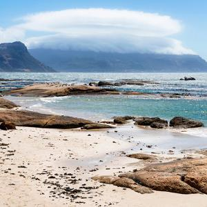 Awesome South Africa Collection Square - Ocean view from Boulders Beach by Philippe Hugonnard