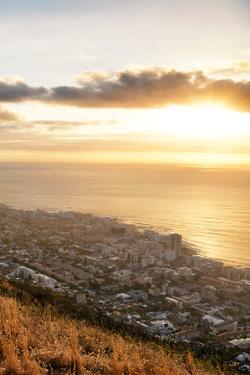 Awesome South Africa Collection - Sunset Cape Town III by Philippe Hugonnard