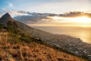Awesome South Africa Collection - Sunset Cape Town by Philippe Hugonnard