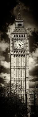 Big Ben - City of London - UK - England - United Kingdom - Europe - Photography Door Poster by Philippe Hugonnard