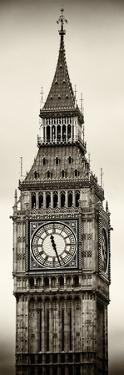 Big Ben Clock Tower - London - UK - England - United Kingdom - Europe - Door Poster by Philippe Hugonnard