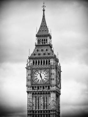 Big Ben Clock Tower - London - UK - England - United Kingdom - Europe by Philippe Hugonnard