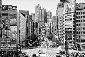 Black Japan Collection - Tokyo City by Philippe Hugonnard