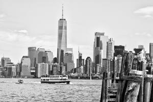 Black Manhattan Collection - 1 WTC by Philippe Hugonnard