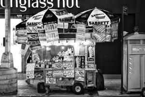 Black Manhattan Collection - Best Hot Dog New York by Philippe Hugonnard