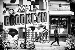 Black Manhattan Collection - Brooklyn Coffee by Philippe Hugonnard