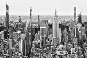 Black Manhattan Collection - Downtown by Philippe Hugonnard