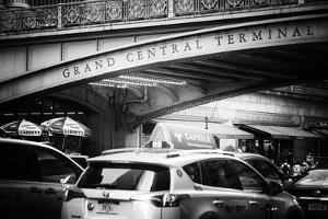 Black Manhattan Collection - Grand Central Terminal by Philippe Hugonnard