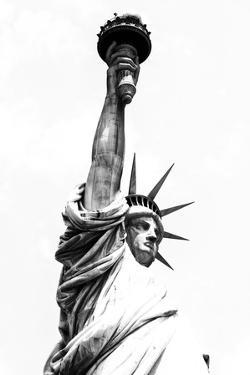 Black Manhattan Collection - Lady Liberty by Philippe Hugonnard