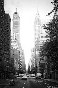 Black Manhattan Collection - Lexington Avenue by Philippe Hugonnard