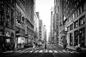 Black Manhattan Collection - Madison Avenue by Philippe Hugonnard