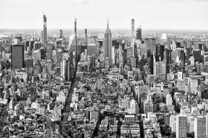 Black Manhattan Collection - New York City by Philippe Hugonnard