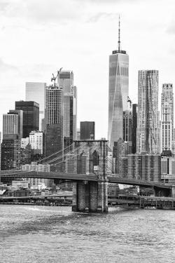 Black Manhattan Collection - New York Skyscrapers by Philippe Hugonnard