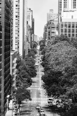 Black Manhattan Collection - NYC Central Avenue by Philippe Hugonnard