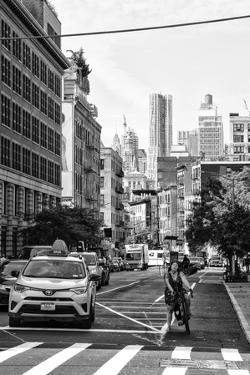 Black Manhattan Collection - NYC Downtown by Philippe Hugonnard