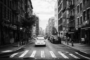 Black Manhattan Collection - NYPD Traffic by Philippe Hugonnard