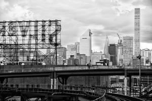 Black Manhattan Collection - On Rails by Philippe Hugonnard