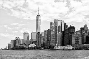 Black Manhattan Collection - One World Trade Center by Philippe Hugonnard