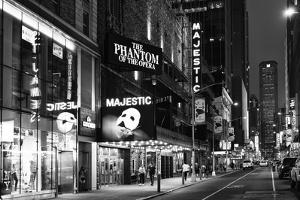 Black Manhattan Collection - Phantom of the Opera by Philippe Hugonnard