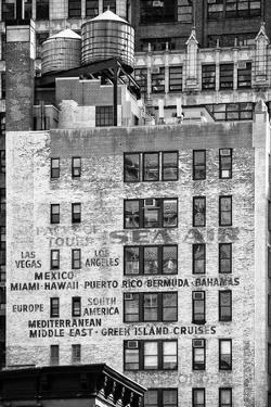 Black Manhattan Collection - Sea Air Facade by Philippe Hugonnard