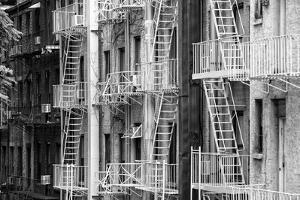 Black Manhattan Collection - Staircases by Philippe Hugonnard