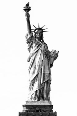 Black Manhattan Collection - The Lady Liberty by Philippe Hugonnard
