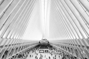 Black Manhattan Collection - The Oculus WTC by Philippe Hugonnard