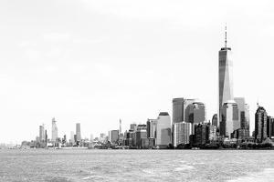 Black Manhattan Collection - The Skyline by Philippe Hugonnard