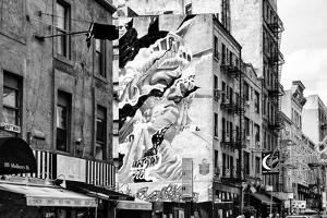 Black Manhattan Collection - Urban Scene by Philippe Hugonnard