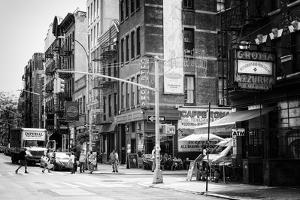 Black Manhattan Collection - Welcome to Little Italy by Philippe Hugonnard