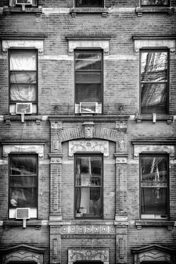 Black Manhattan Collection - Windows by Philippe Hugonnard