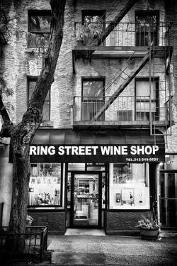 Black Manhattan Collection - Wine Shop by Philippe Hugonnard