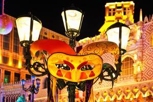 Brand Venice Carnival - Las Vegas - Nevada - United States by Philippe Hugonnard