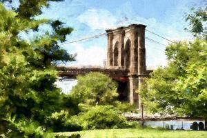 Brooklyn Bridge II by Philippe Hugonnard