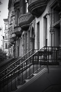 Buildings and Structures - Harlem - Manhattan - New York City - United States by Philippe Hugonnard
