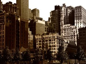 Buildings and Structures - World Trade Center - Manhattan - New York - United States by Philippe Hugonnard